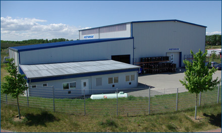Our factory in Selmsdorf